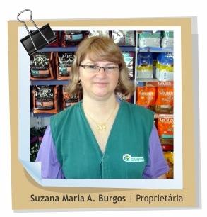 Suzana Maria A Burgos proprietaria Guiffer Agrocenter
